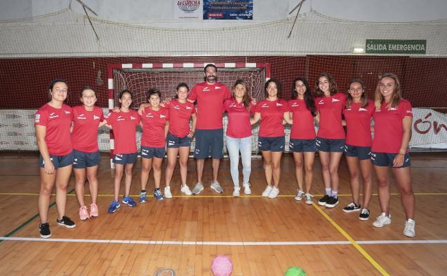 El Grupo recupera su equipo sénior femenino tras 40 años