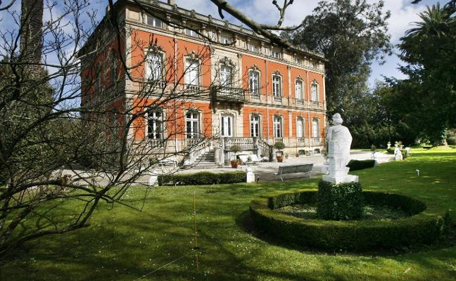 El palacete Villa María, con un precio 8,2 millones de euros, la vivienda más cara en Asturias