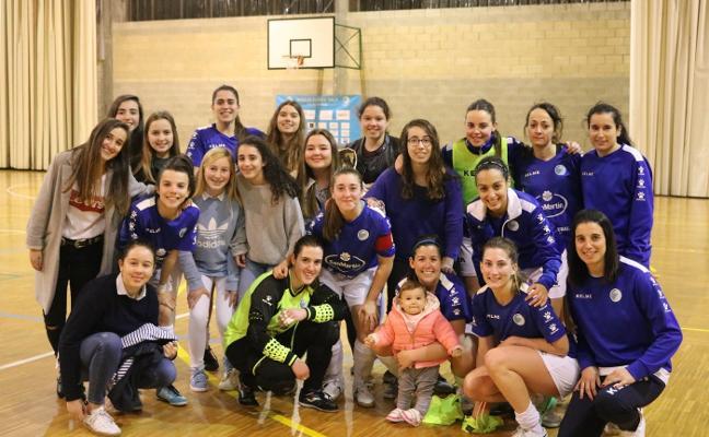 El equipo femenino del Rodiles quiere consolidarse