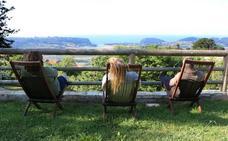 Asturias frenará con robles la contaminación turística