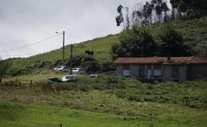 Rescatados otros cuatro perros de la 'granja del horror' de Cancienes