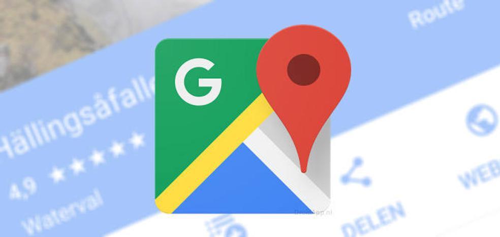 Google siempre sabe dónde estás