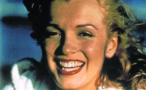 Aparece un desnudo de Marilyn Monroe