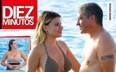 María Lapiedra y Gustavo apasionados en Valencia