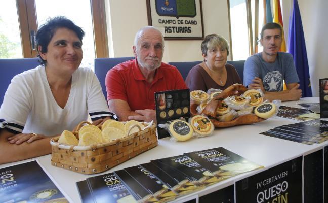 La feria del queso casín se celebrará el 25 de agosto con mercado artesanal