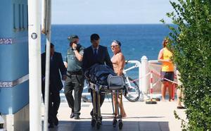 Fallece un hombre en la playa de Salinas