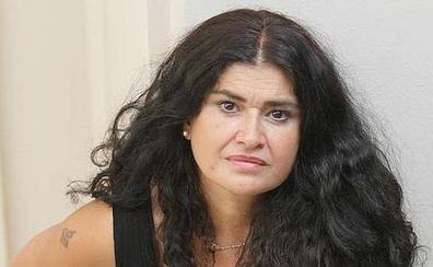 Lucía Etxebarría, insultada en un restaurante de Gijón