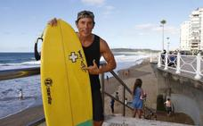Rock'n'roll en Gijón y surf en Salinas