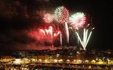 ENCUESTA: ¿Qué te han parecido los Fuegos de Gijón de este año?