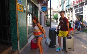 Los hoteles de Avilés afrontan la semana grande con niveles máximos de ocupación