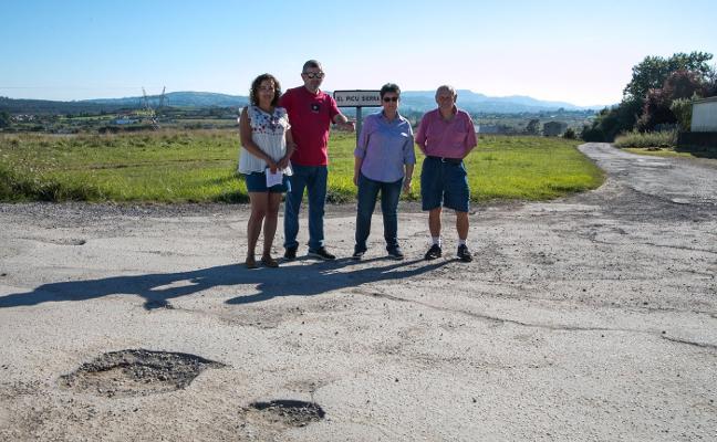 Siero invierte 114.000 euros en obras de mejora vial en la sierra de Granda
