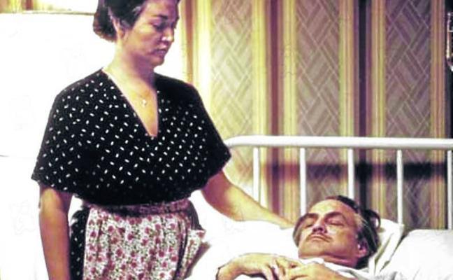 Fallece Morgana King, la mamma de 'El padrino'