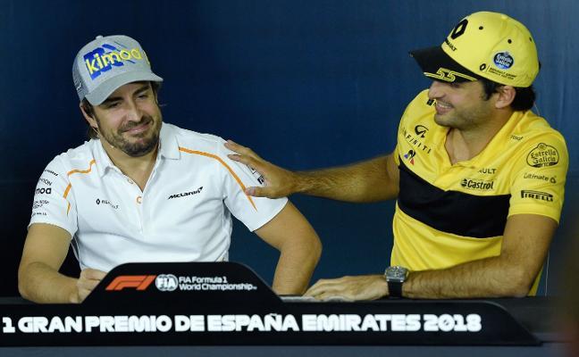 Vía libre para el cambio de asiento: Sainz a McLaren