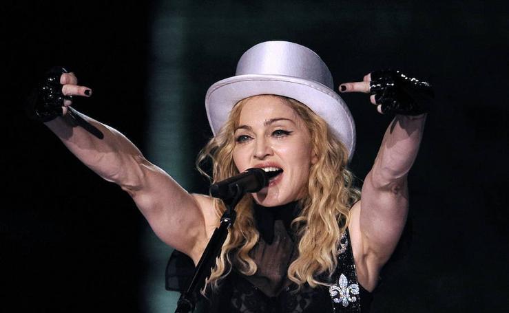 Las inolvidables imágenes de Madonna