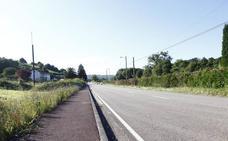 El tramo de la AS-17 entre Solís y Cancienes tendrá alumbrado led