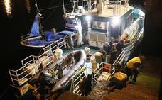 Hallan tres nuevos fardos de cocaína en el Cabo Peñas, Gijón y Villaviciosa