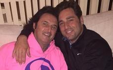 David Bustamante 'rompe' con su íntimo amigo Poty Castillo