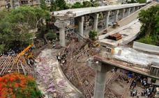 «Reparar un puente tan complejo exige la precisión de una cirugía de corazón»