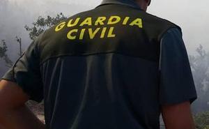 El indecente parte de tráfico compartido en Twitter por la Guardia Civil
