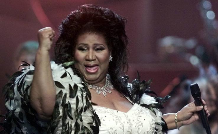 Adiós a Aretha Franklin, la voz feminista del soul