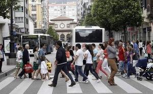 Oviedo ha perdido 5.000 habitantes desde 2012, con 213 menos el último año