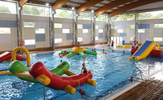 Las piscinas del Quirinal ofrecen seis actividades gratuitas