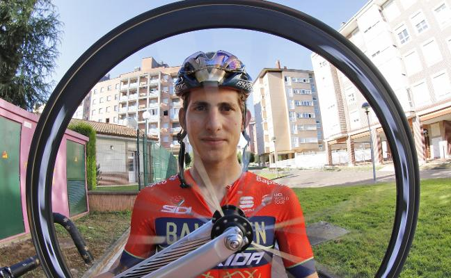 «Voy a la Vuelta con más confianza tras la experiencia del año pasado»
