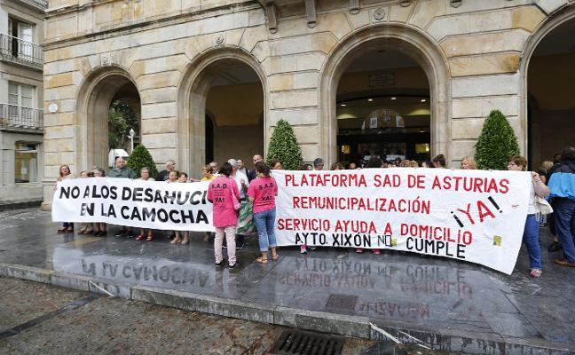 Del Fueyo pregunta si Aralia tuvo acceso privilegiado a datos de ayuda a domicilio