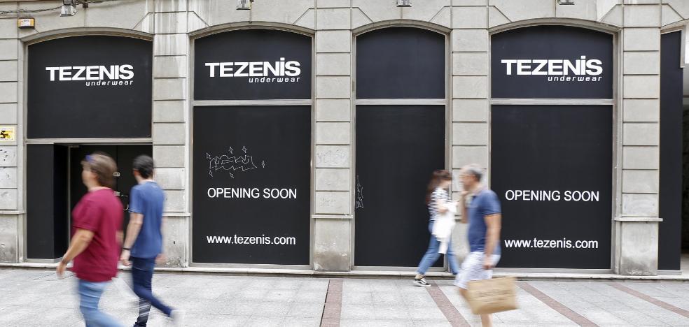 Tezenis se instala en Corrida con un alquiler de 20.000 euros mensuales