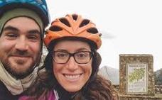 La pareja que lo dejó todo para recorrer el mundo en bicicleta y acabó asesinada por Daesh