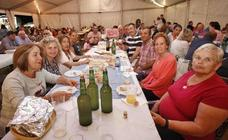 Fontaciera abre sus fiestas con una cena de hermandad
