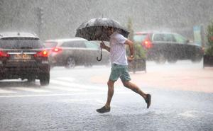 Oviedo y Avilés, entre las ciudades de España en las que más llueve