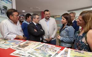 Recuperar las alcaldías de Gijón y las Cuencas, el reto de Barbón para 2019