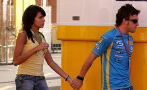 La dedicatoria de Raquel del Rosario a Fernando Alonso tras el anuncio de su retirada
