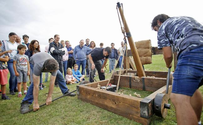 Ingeniería de guerra romana en la Campa de Torres