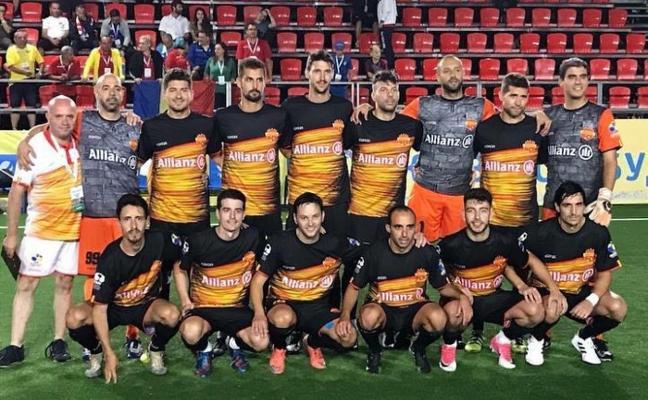 Chito se despide del Europeo tras perder España con Rumanía