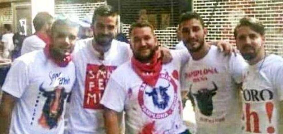Tres miembros de 'La Manada' piden cobrar un subsidio del paro