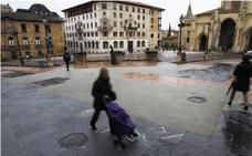 El Consistorio destinará cien mil euros a las losetas de la plaza de Catedral