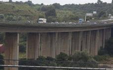 Foro reclama la rehabilitación del puente de Somonte