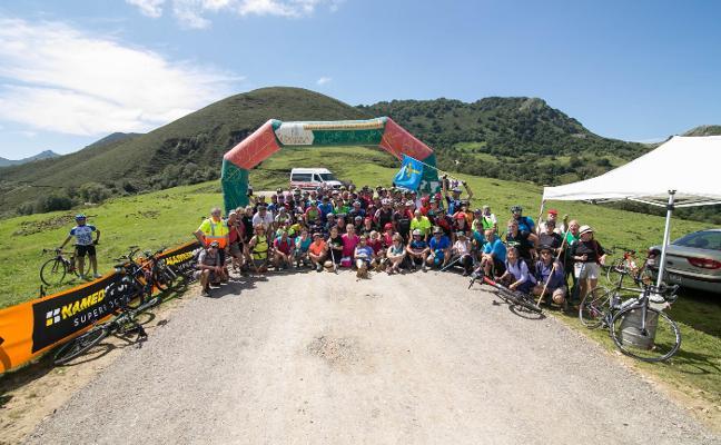 Una cima épica para la Vuelta
