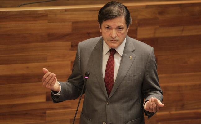 Javier Fernández, entre los presidentes autonómicos con el salario más bajo