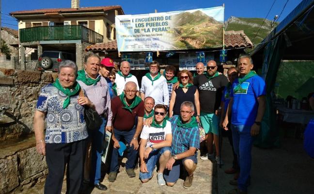 Somiedo reúne a los cinco pueblos asturianos llamados La Peral