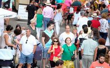 La fiesta de fin de Feria, en el aire