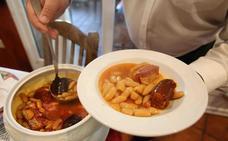 Críticas a la cocina de Asturias en Twitter: «Tapa su pobreza culinaria echando mucha cantidad»