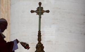 El papa expresa «vergüenza» por los casos de abusos sexuales