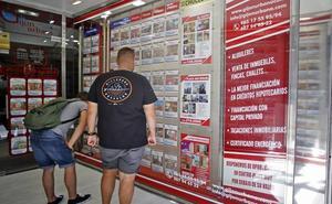 La compraventa de pisos de segunda mano en Asturias se duplica en los últimos cuatro años