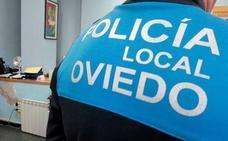 La Policía zanja una violenta disputa entre una madre y su hija en Oviedo