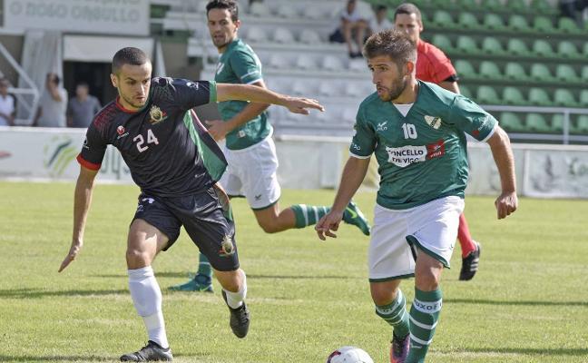 El Marino da el golpe con el fichaje de Álex Arias, que retorna tras cinco años