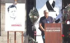 Manifiesto de repulsa por el asesinato del edil Javier Ardines