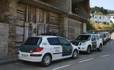 Los guardias civiles critican la antigüedad del parque móvil en el Principado